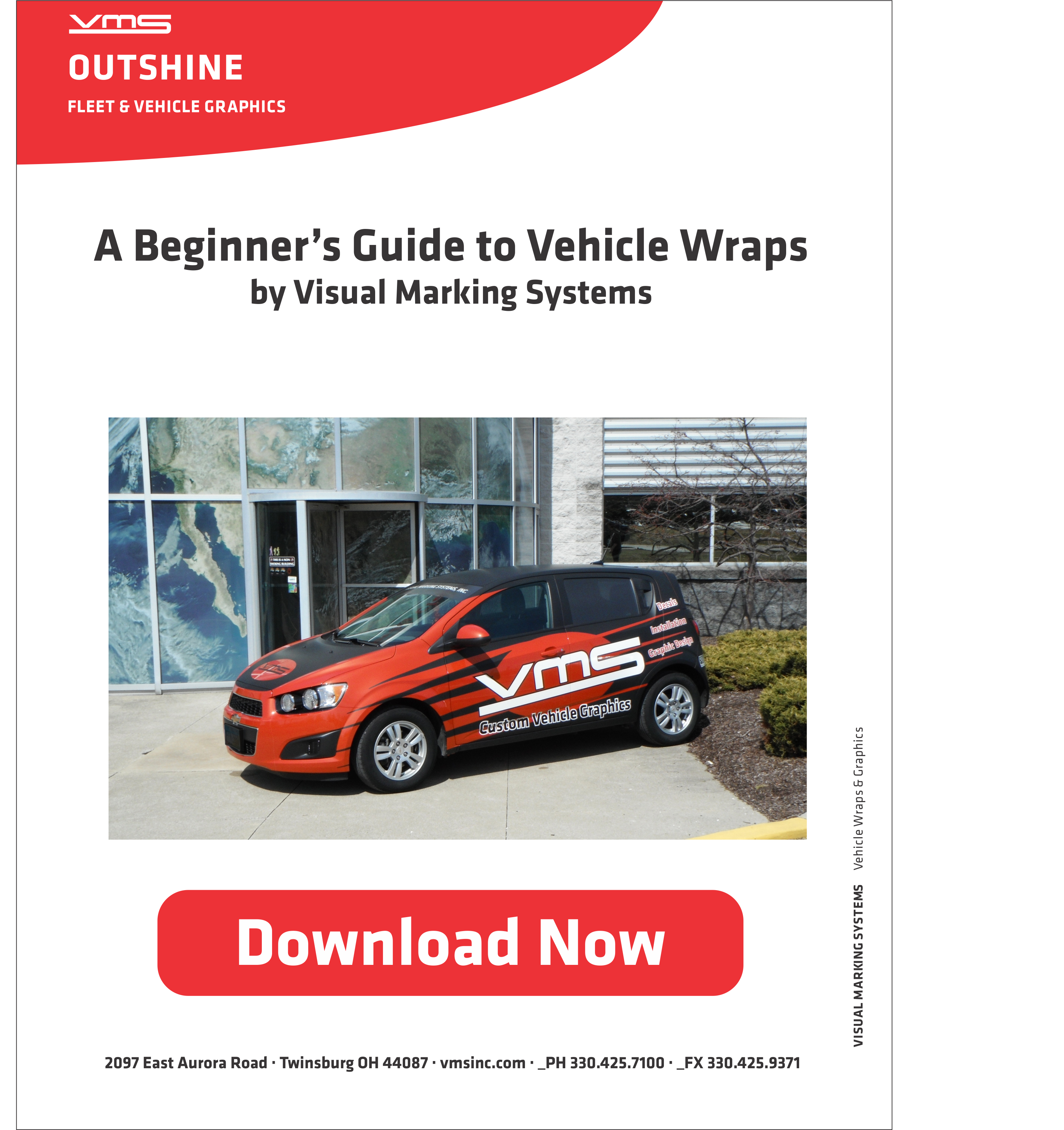 Beginners Guide to Vehicle Wraps