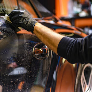 vinyl wrap car care