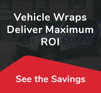 vehicle wraps roi