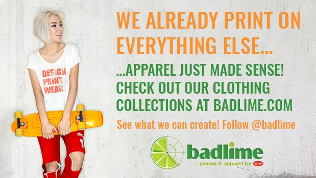 Visual Marking Systems Announces Acquisition of Badlime Promo & Apparel