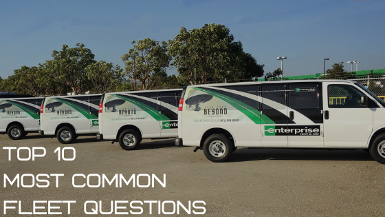 10 Most Common Questions About Vehicle Wraps