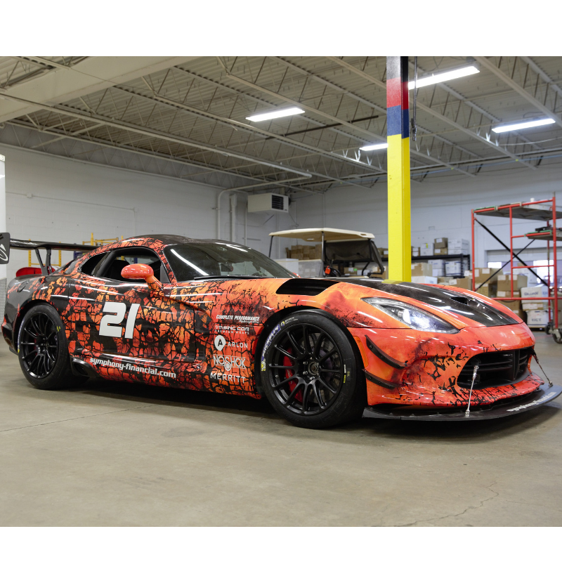 VMS & Arlon Team Up to Tackle the Viper ACR