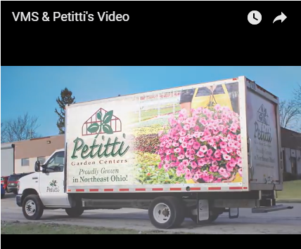 Join us in the studio! Check out our recording session with customer, Petitti Garden Centers